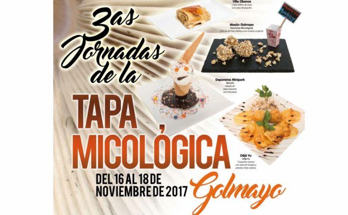 Foto 1 - Golmayo abre su tercera edición micológica