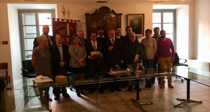 Foto 1 - La trufa negra de Soria busca alianzas en Italia