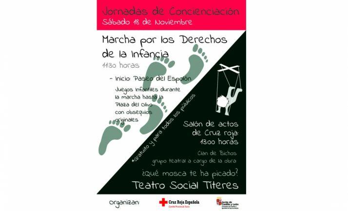Foto 1 - Teatro y recorrido urbano este sábado para el Día de los derechos de la infancia