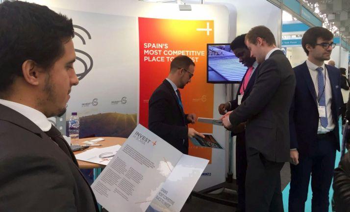'Invest in Soria' se estrena con éxito en Londres