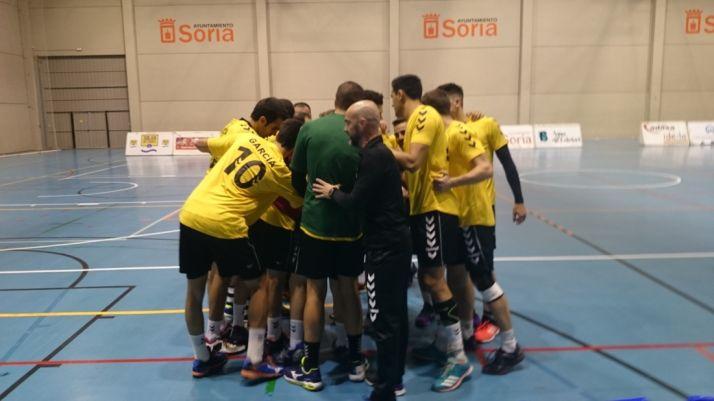 El BM Soria ganó su último partido (24-22) ante el BM Arroyo.