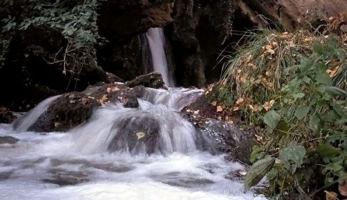 Imagen reciente del río Val, según Asden.