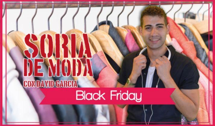 Foto 1 - Imprescindibles de moda para el Black Friday en Soria