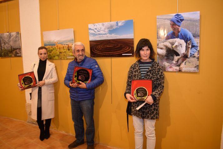 Una imagen de la entrega de premios.
