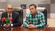 Alcaldes Ágreda y Salduero