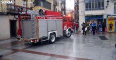 Foto 4 -  Susto por fuego en Teatinos