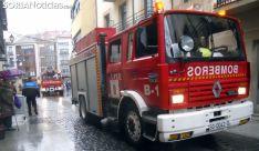 Foto 2 -  Susto por fuego en Teatinos