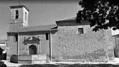 Una imagen del templo de Alcubilla.