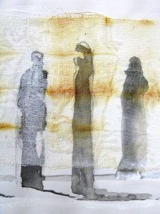 Una de las obras del sacerdote y pintor. /DOS