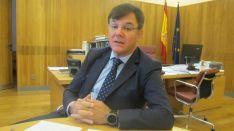 El presidente CHD, Juan Ignacio Diego. /EP
