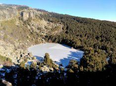 La Laguna Negra. Cristina Ortega.