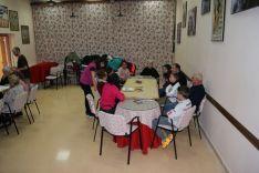 Jornada de convivencia entre Las Pedrizas y el Centro de Alzheimer de Soria .