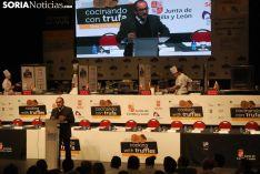 I Concurso 'Cocinando con Trufa'