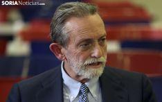 José María Rodríguez-Ponga, secretario general de la FDS este jueves en La Merced. /SN