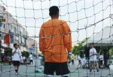 Imagen de archivo sobre el Fútbol Sala.