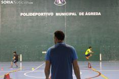 Polideportivo de Ágreda.
