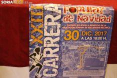 Presentación XXIII Carrera Popular de Navidad. Cartel.