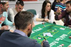 VI Torneo de Póker por Aspace. Bernat Díez.