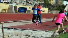 Una imagen de los Juegos Escolares en Soria. /SN