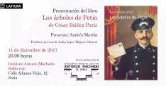 Los Árboles de Petia, de César Ibáñez París.