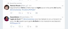 """Foto 3 - Soria estalla contra Mónica Naranjo por meterse con """"el inglés de Soria"""""""