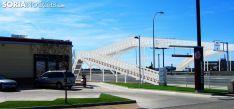 Proyecto de la pasarela de Golmayo
