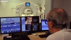 Foto 3 - El nuevo TAC evitará el traslado de pacientes urgentes a Burgos