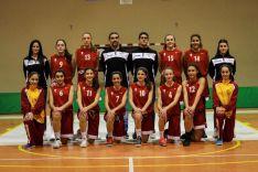Dos jóvenes sorianos en el Campeonato de España de Baloncesto