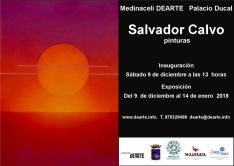 El cartel de la exposición. /DeArte