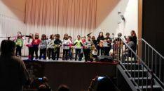 Foto 3 - Cinco grupos participan en el IV Concurso de Villancicos de la Diócesis de Osma-Soria