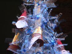 Quinto concurso de decoración navideña sostenible.