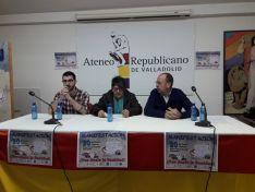 Miembros de las plataformas en defensa la Sanidad pública de Castilla y León.