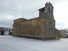 De pueblo en pueblo: La nieve llega a la provincia de Soria