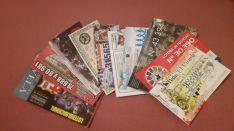 Algunas papeletas sorianas.