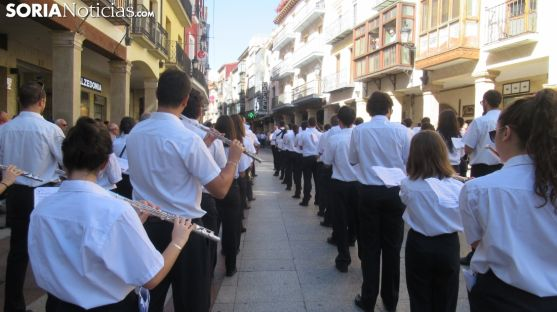 Música por la provincia de Soria.