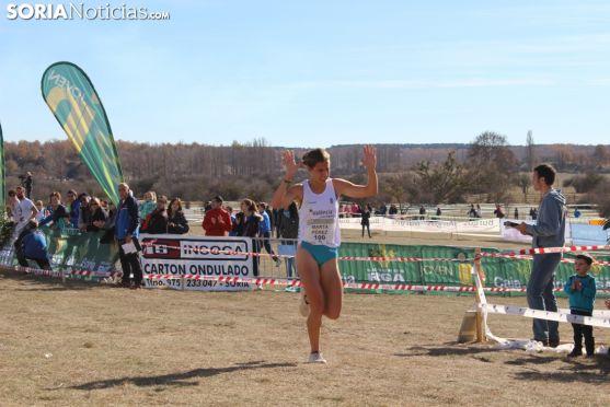 La atleta soriana Marta Pérez.
