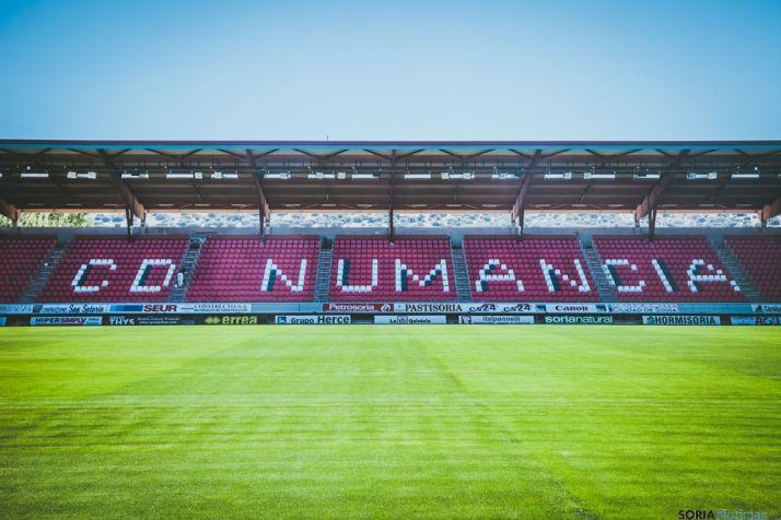 Foto 1 - Sólo quedan 250 entradas para ver el Numancia-Real Madrid