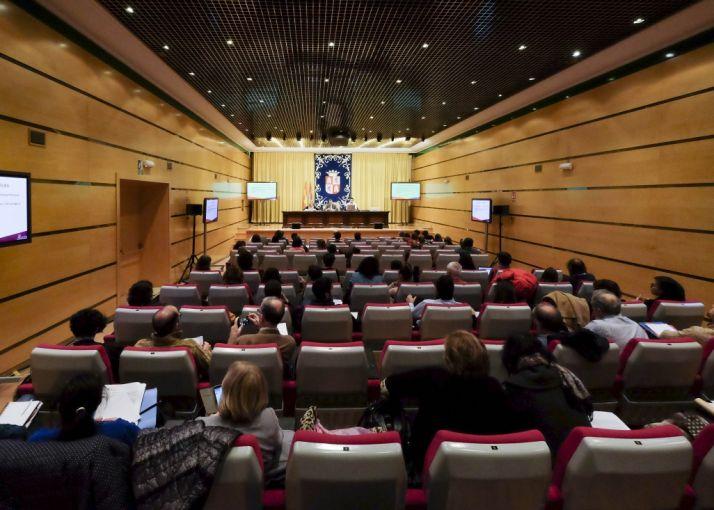 Reunión del secretario general de la Presidencia con ONGs. Junta de Castila y León.