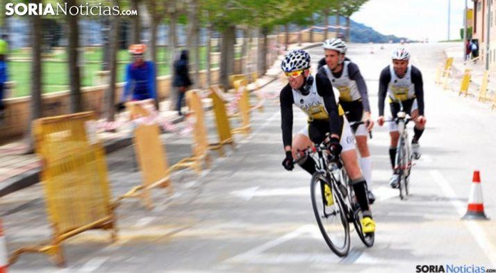 Foto 1 - El triatlón volverá a latir con fuerza en la provincia de Soria en 2018