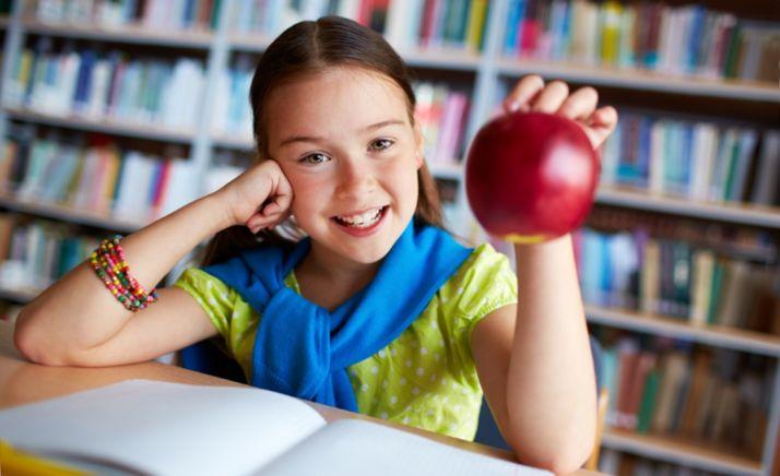 Foto 1 - 834.000 € para incentivar el consumo de frutas, hortalizas y lácteos en los colegios de CyL