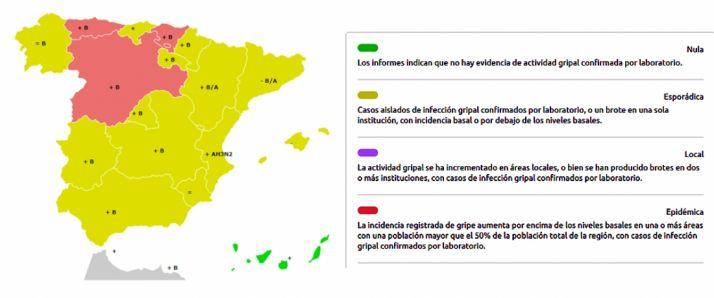 Foto 1 - La gripe ya es epidémica en Castilla y León