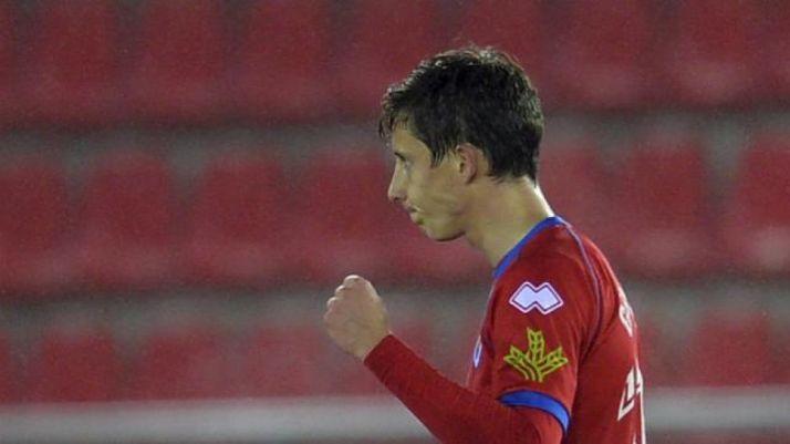 Guillermo dio la victoria al Numancia en Soria.