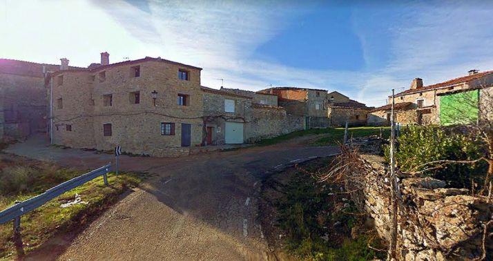 Una de las calles de la localidad. /GM