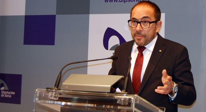 Foto 1 - El presupuesto de la Diputación para 2018 suma 53,8M€, con 4 millones para medidas demográficas