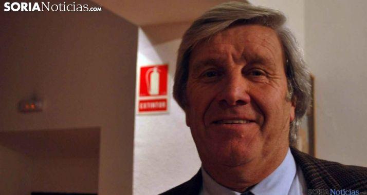 Jesús Hernández, en una imagen de archivo. /SN