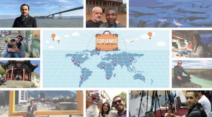 Conoce la historia de estos 9 sorianos que viven fuera de España
