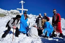 Foto 1 - San-Bur nos invita a formar parte de su Belén en Urbión
