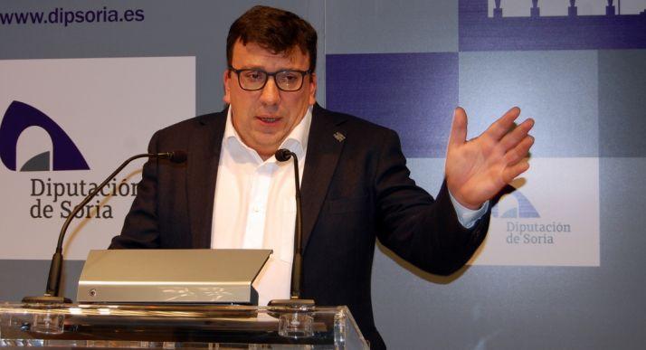 Jesús Cezado, diputado de Desarrollo Económico. /Dip.