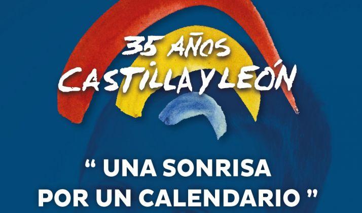 Foto 2 - Reparto solidario de los calendarios que conmemoran el XXXV aniversario del Estatuto de Autonomía