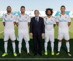 Foto 2 - Esta es la agenda del Real Madrid en Soria